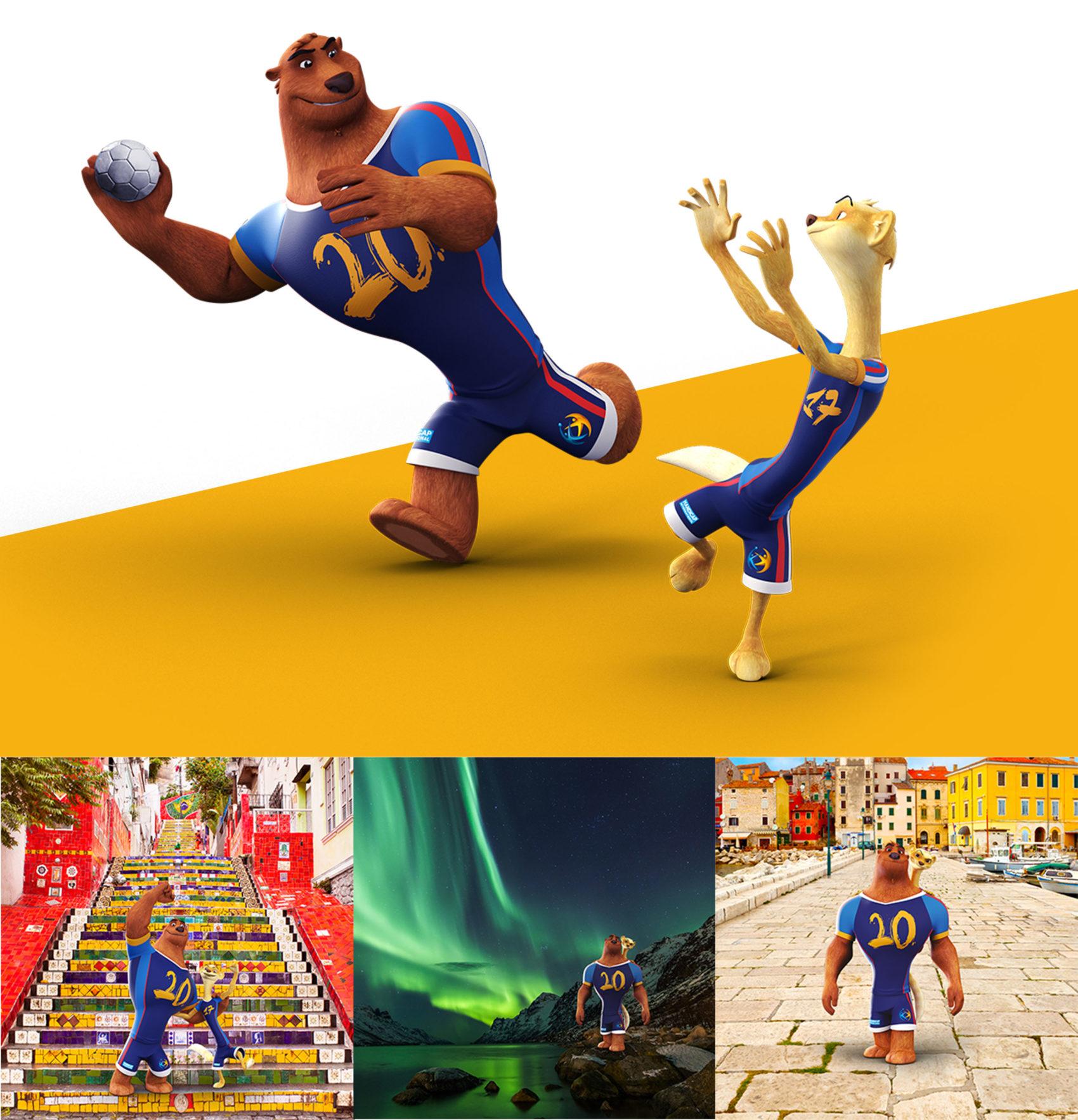 France_Handball_2017_mascottes