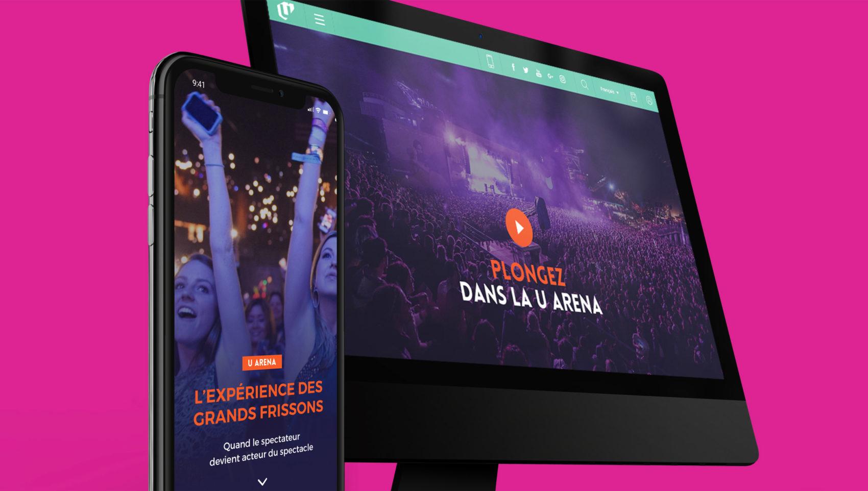 Projet_U_Arena_website