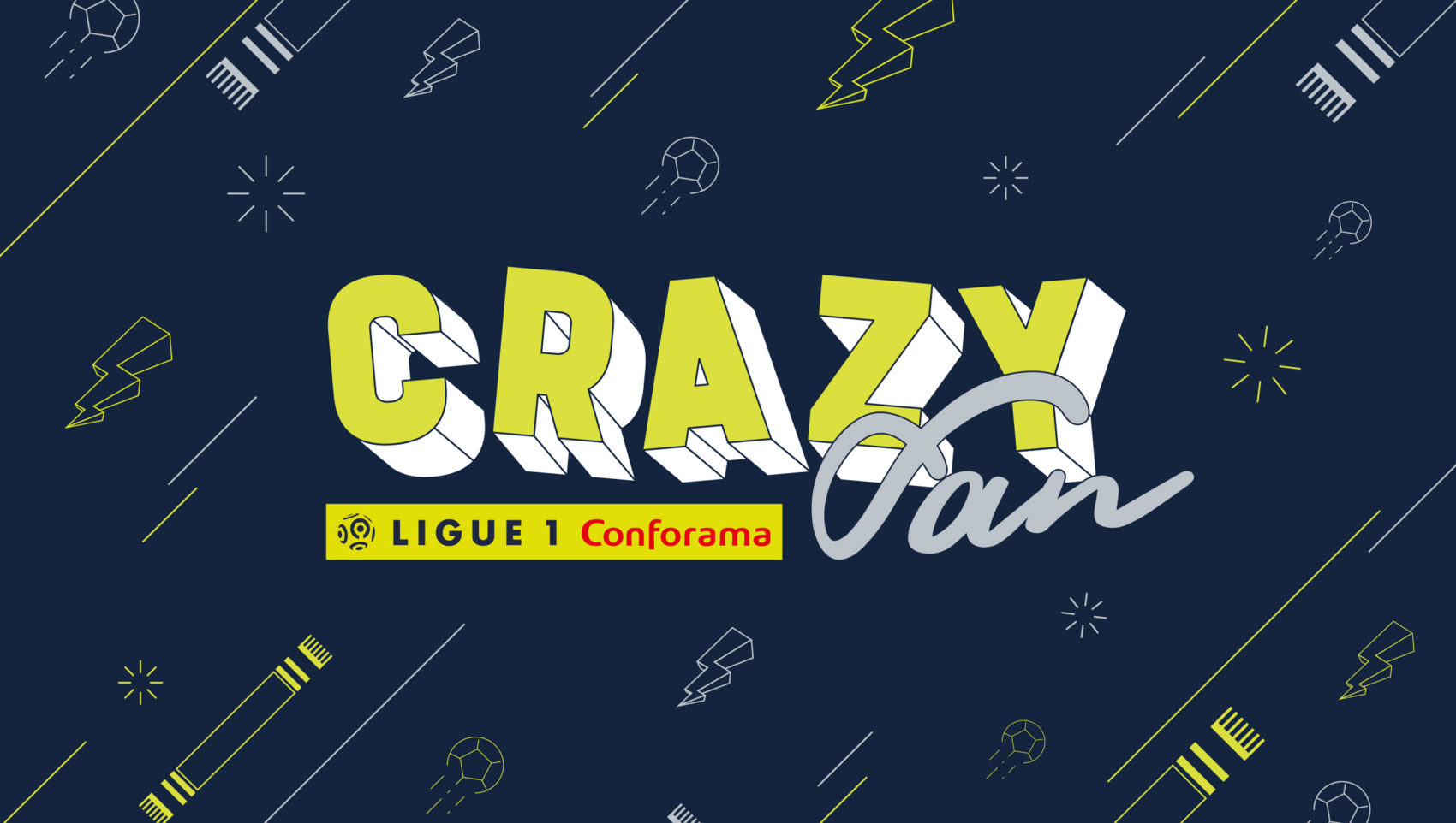 Projet_crazy_fan_Ligue_1_Conforama_LFP_Ligue_de_football_professionnel_professional_league