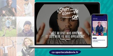 Vignette_Credit_Agricole_webzine_Le Sport_comme_ecole_de_la_vie_resonnance_nationale_ engagement_societal