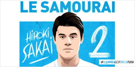 Actualite_news_Hiroki_Sakai_Olympien_saison_PUMA_supporters_Olympique_Marseille