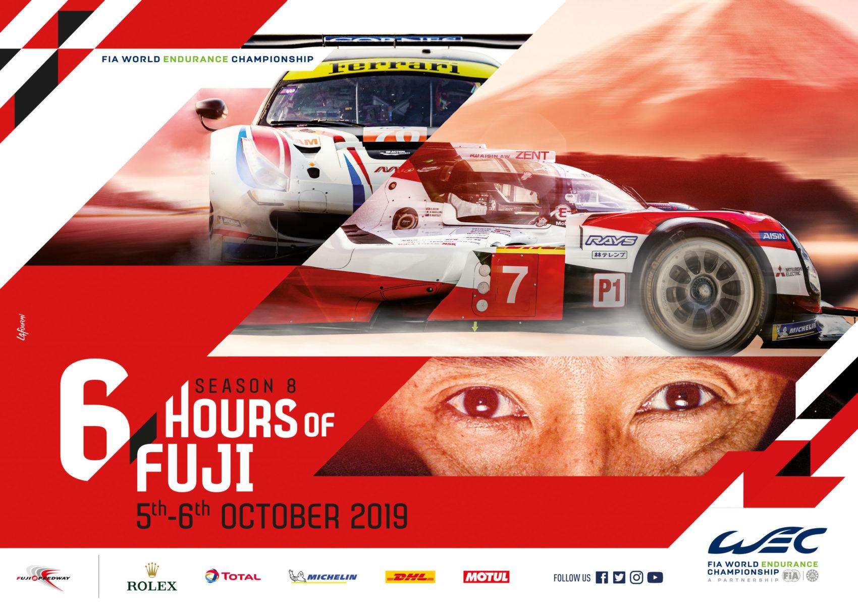 Projet_Project_WEC_FIA_world_endurance_championship_KV_fuji