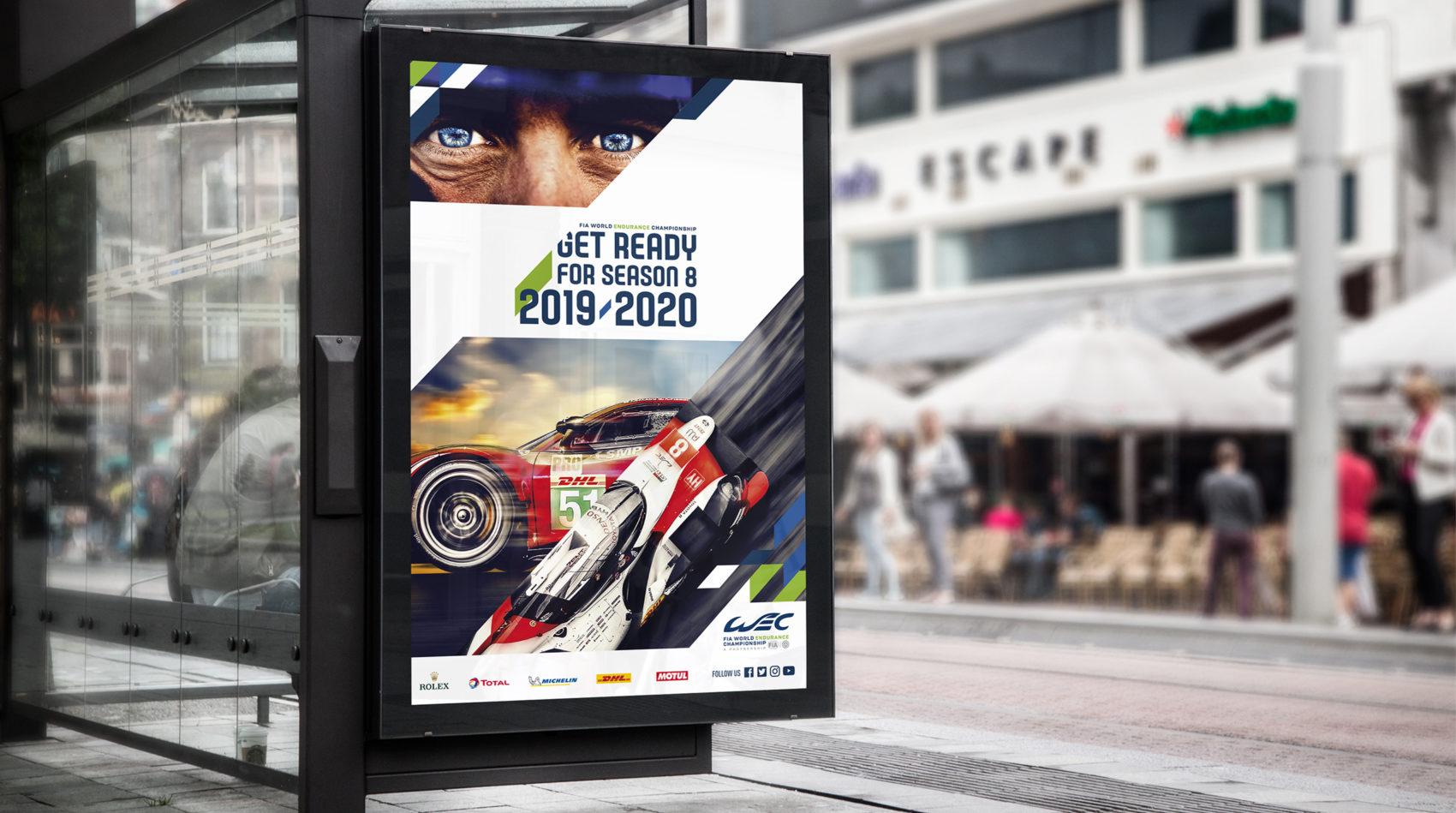 Projet_Project_WEC_FIA_world_endurance_championship_affichage_poster