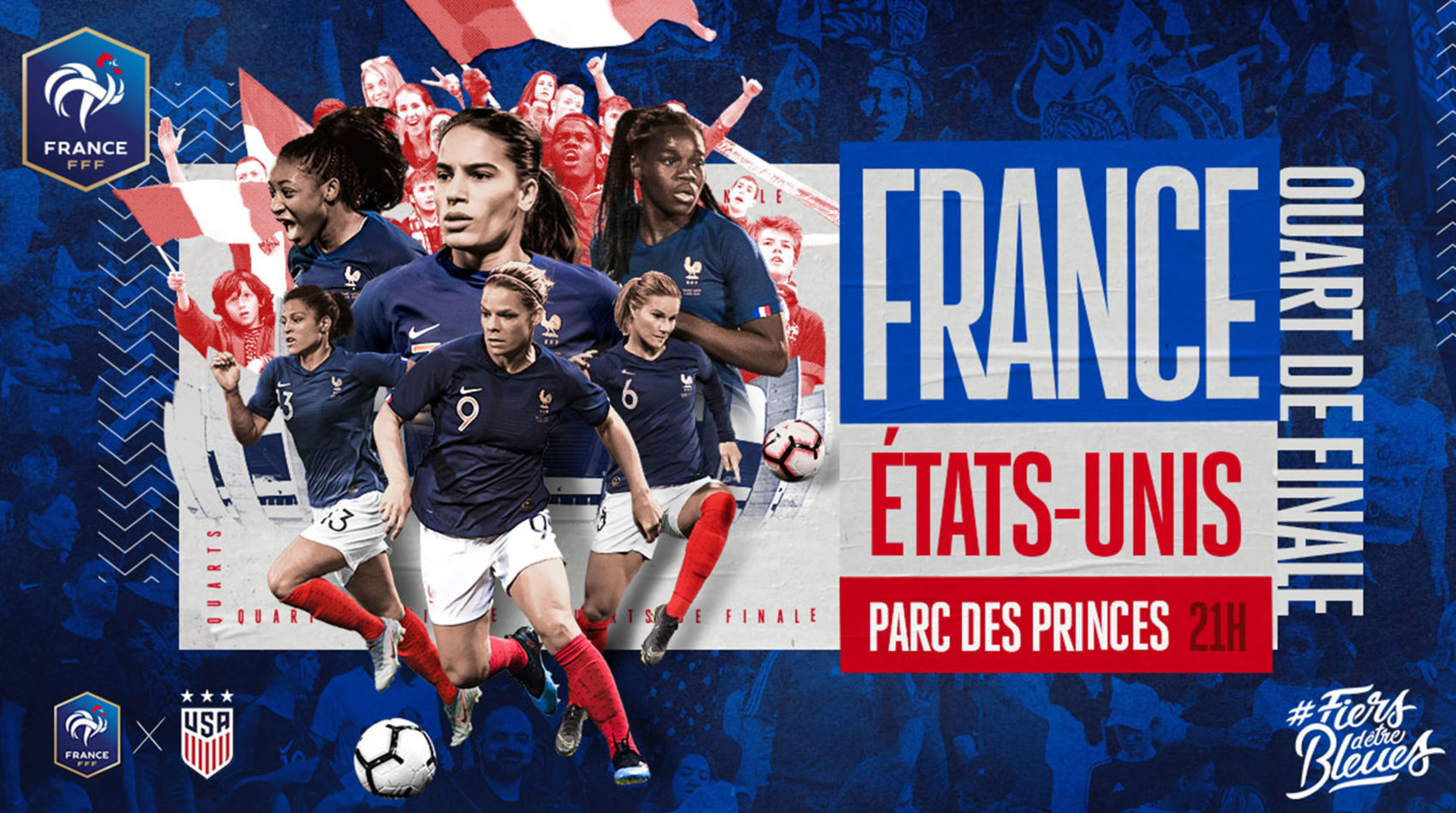 Projet_project_FFF_federation_francaise_football_french_federation_Coupe_du_Monde_Feminine_FIFA_France_2019_TM_world_cup_women_KV_match_quart