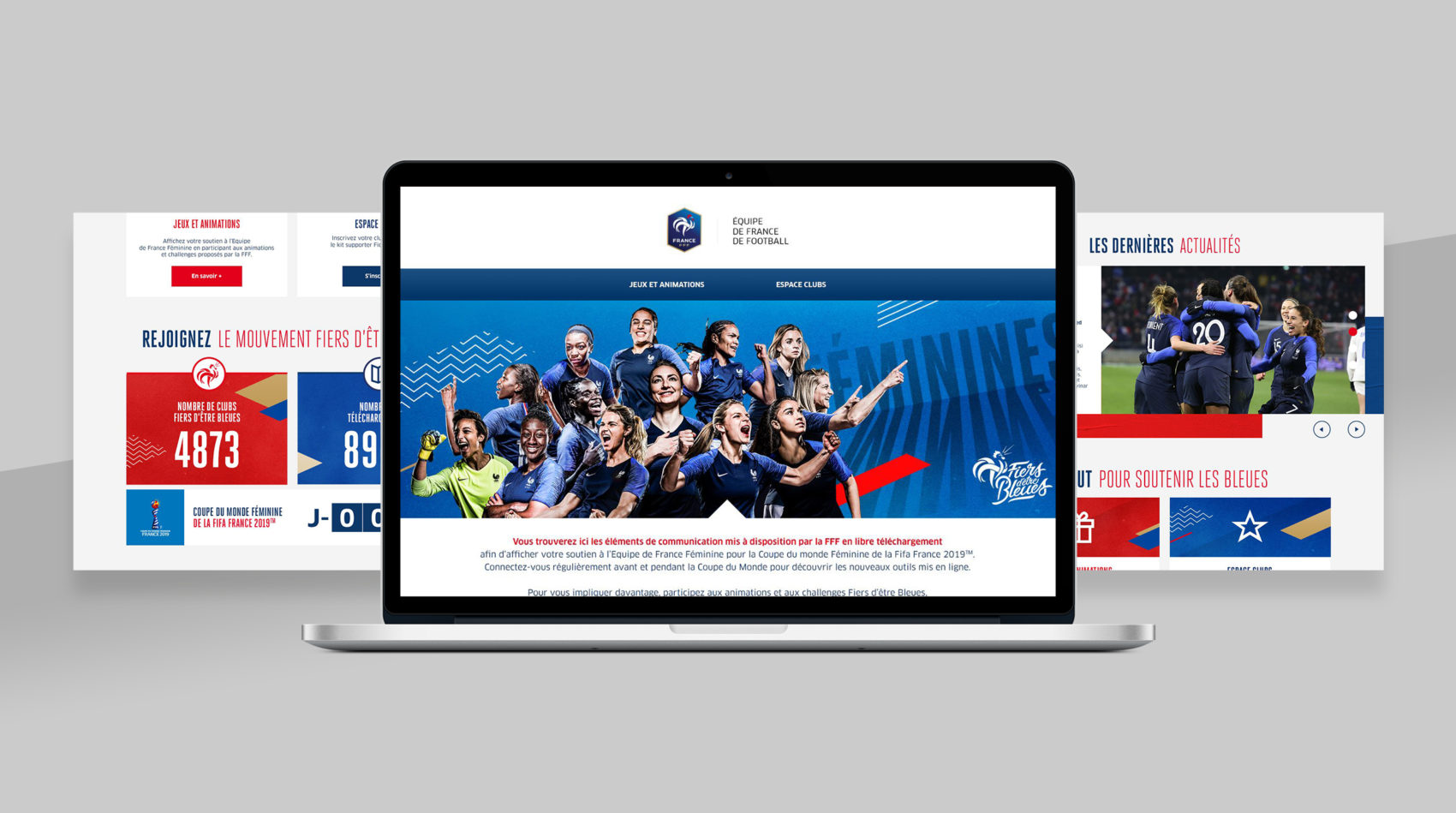 Projet_project_FFF_federation_francaise_football_french_federation_Coupe_du_Monde_Feminine_FIFA_France_2019_TM_world_cup_women_mini_site