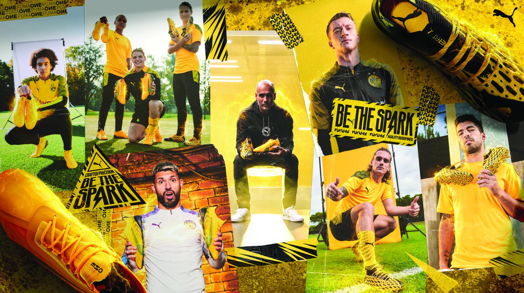 Projet_Be_the_Spark_Puma_Football_Campagne_de_marque_globale_Lafourmi