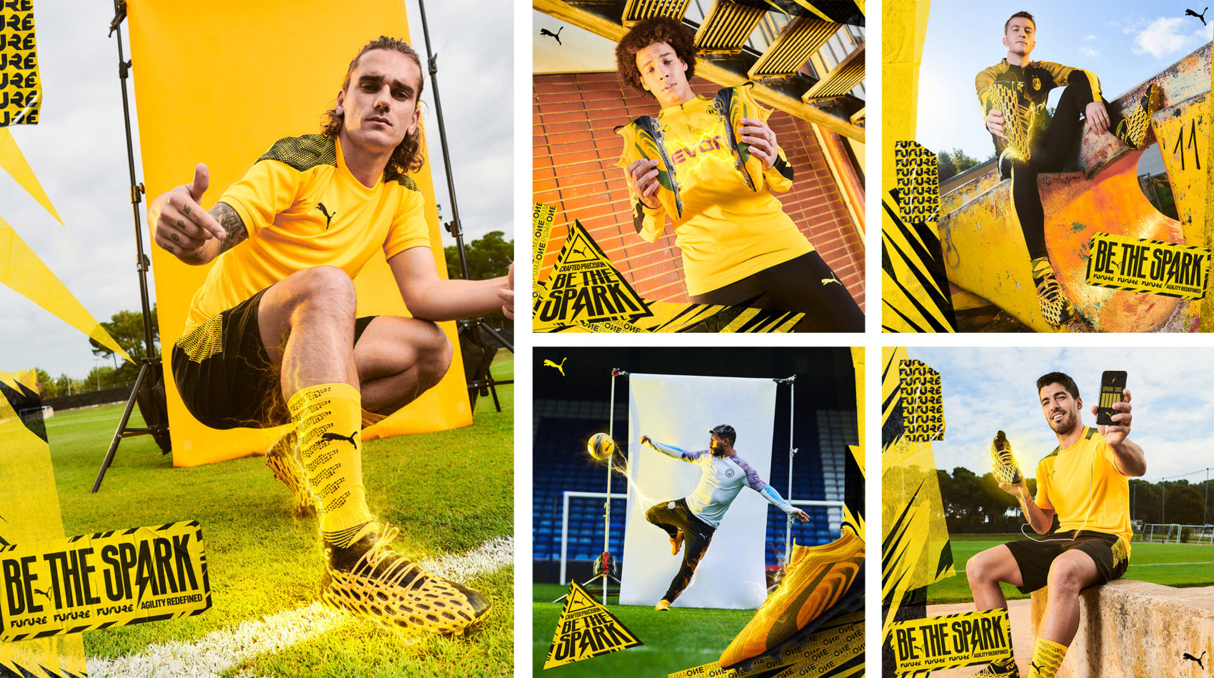 Visuels_Media_Projet_Be_the_Spark_Puma_Football_Campagne_de_marque_globale_Lafourmi