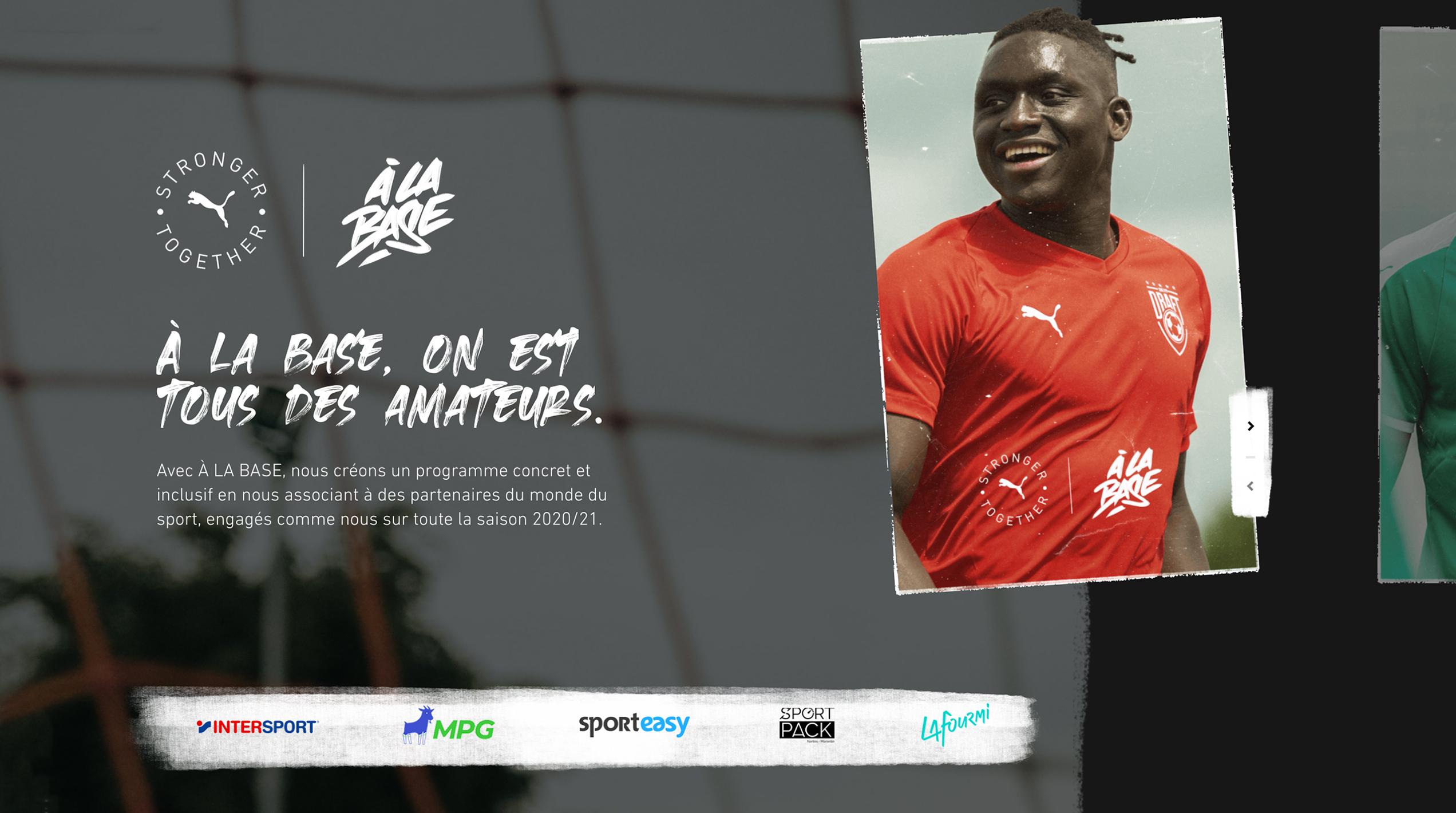 News_actualite_ouverture_PUMA_lance_A_la_Base_mouvement_de_soutien_aux_clubs_amateurs_initiative_de_LaFourmi