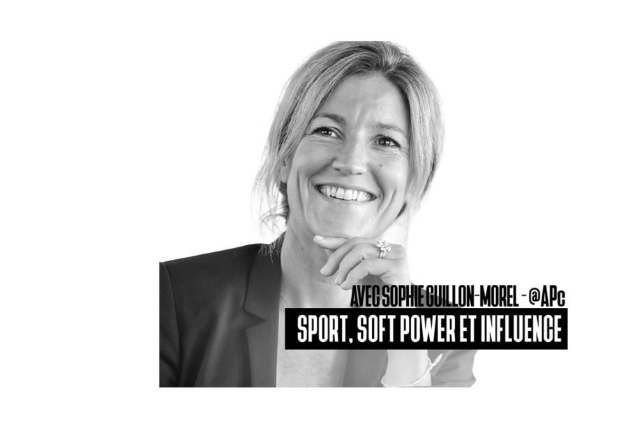 Sophie Guillon-morel Podcast Horizon Sport